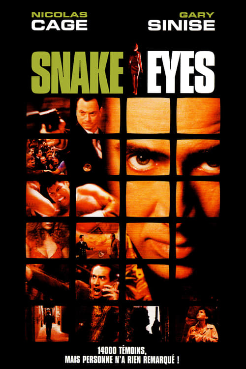 Watch Snake Eyes (1998) Best Quality Movie