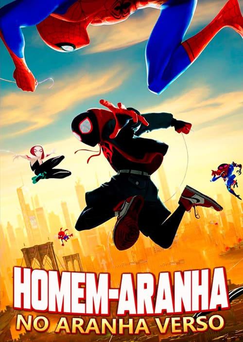 Assistir Homem-Aranha no Aranhaverso - HD 1080p Dublado Online Grátis HD