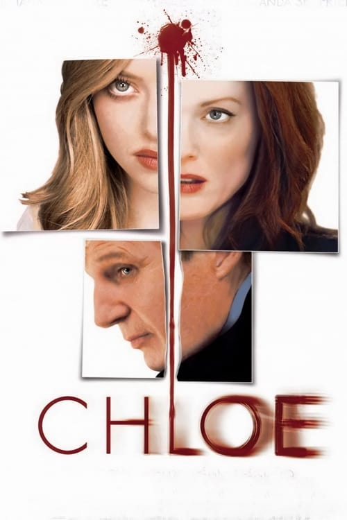 The poster of Chloe