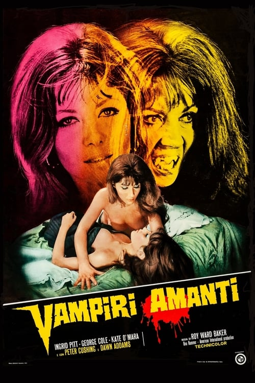 Vampiri amanti (1970)