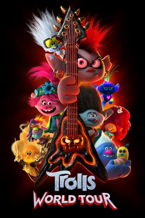 Poster. Trolls World Tour