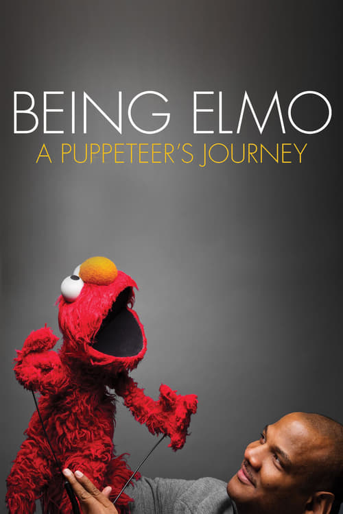 Largescale poster for Being Elmo: A Puppeteer's Journey