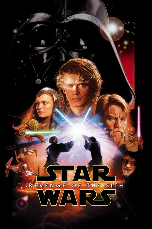 Star Wars: Episode III - Revenge of the Sith poster