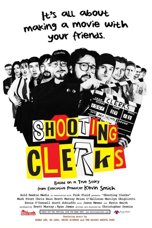Shooting Clerks (2016) Poster