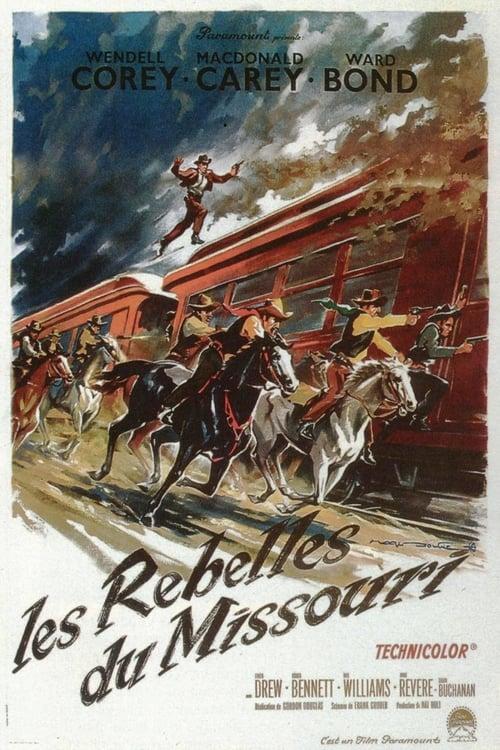 Film Les rebelles du Missouri En Bonne Qualité Hd 1080p