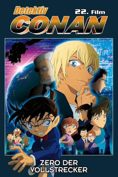 Detektiv Conan - Zero der Vollstrecker - Animation / 2019 / ab 12 Jahre