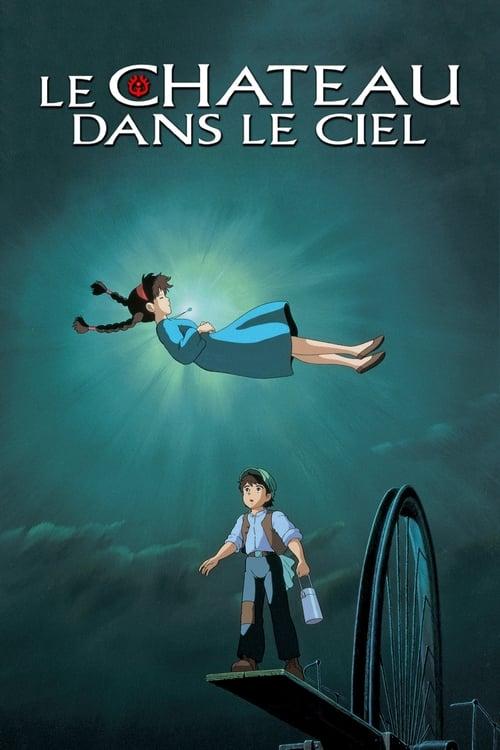 Voir Le Château dans le ciel (1986) streaming