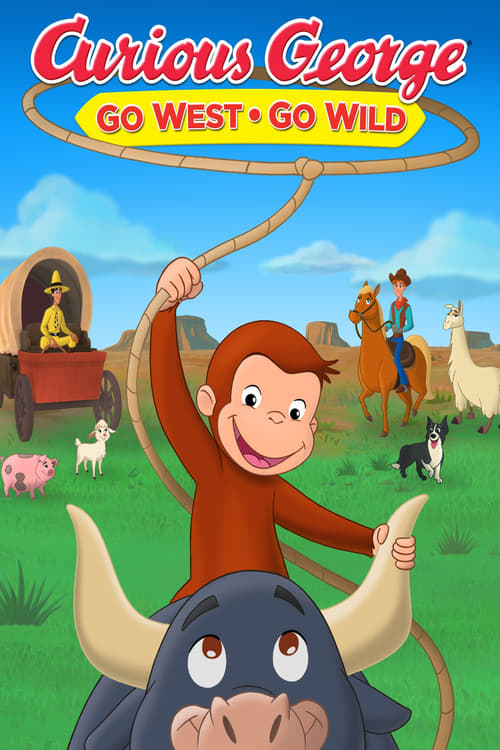 Image Curious George Go West Go Wild