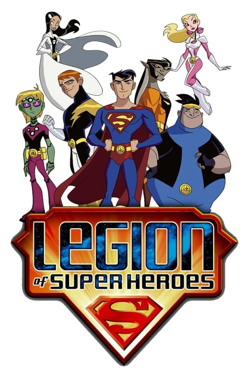 Subtitles Legion of Super Heroes Season 1 in English Free Download