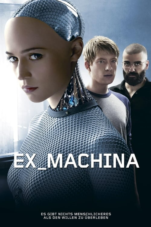 Ex Machina - Drama / 2015 / ab 12 Jahre