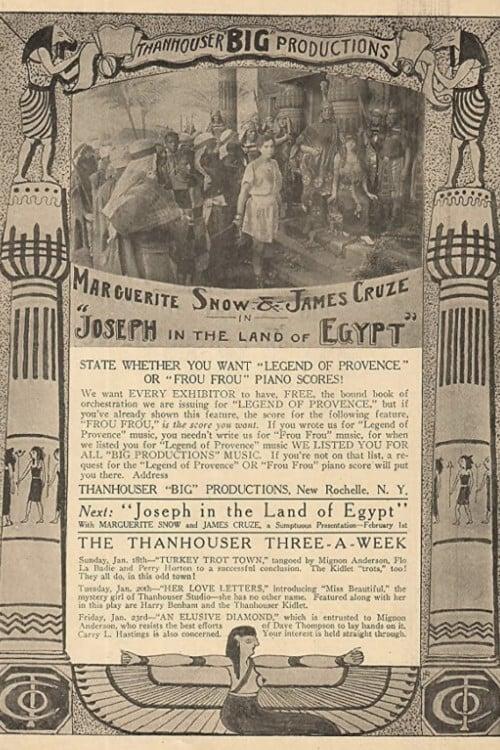 Joseph in the Land of Egypt
