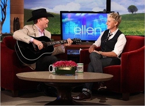 The Ellen Degeneres Show 2010 720p Webrip: Season 8 – Episode John Rich
