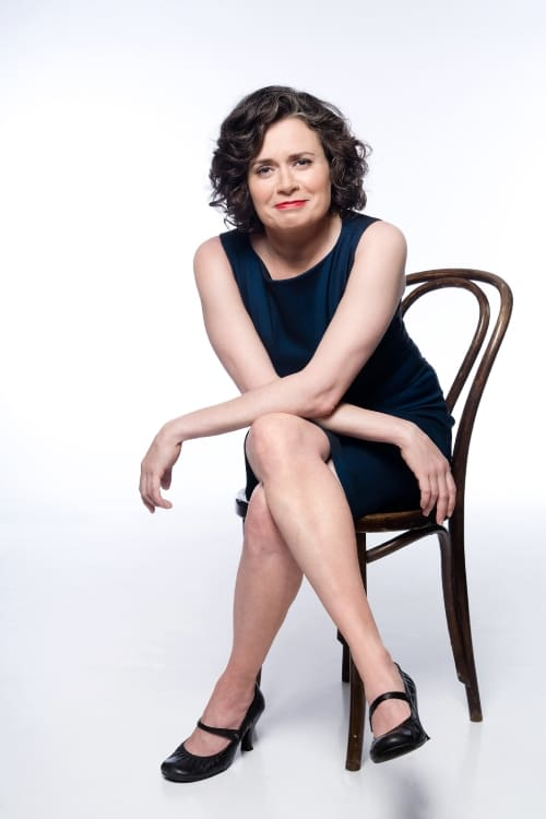 Judith Lucy Is All Woman