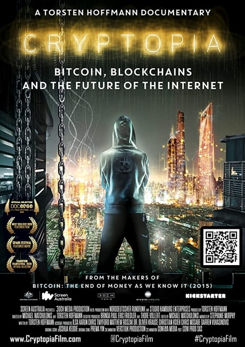 Cryptopia: Bitcoin, Blockchains and the Future of the Internet