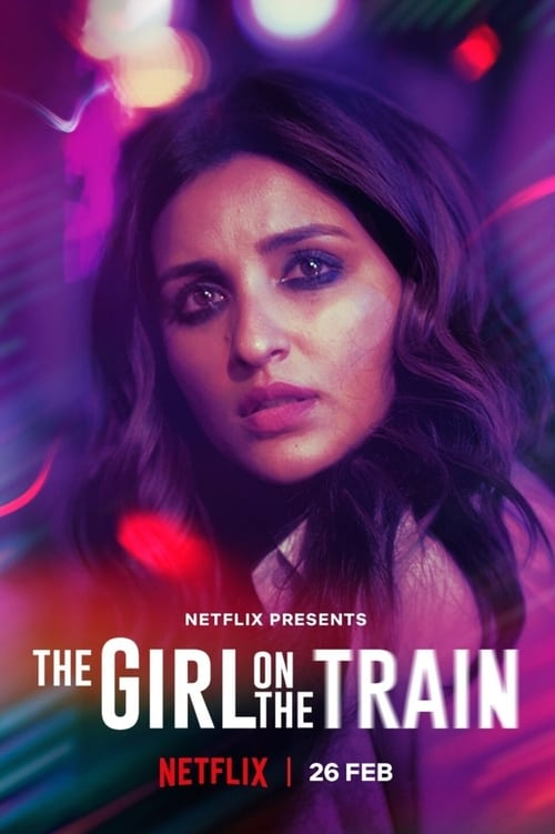 The Girl on the Train Movie English Full Download