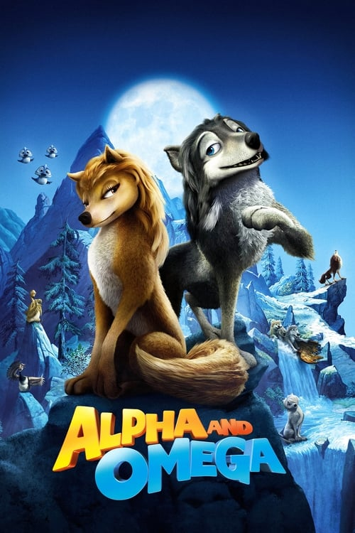 Alpha und Omega - Poster