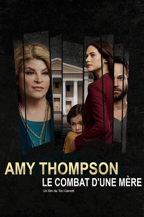 Amy Thompson, le combat d'une mère