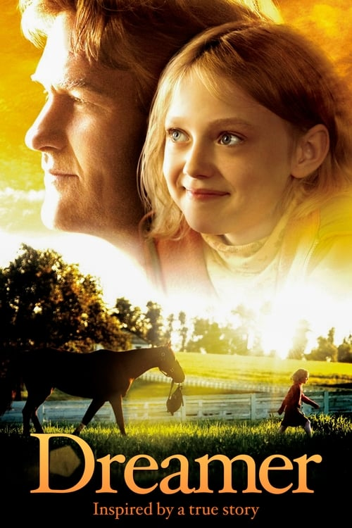 Dreamer: Inspired By a True Story Affiche de film