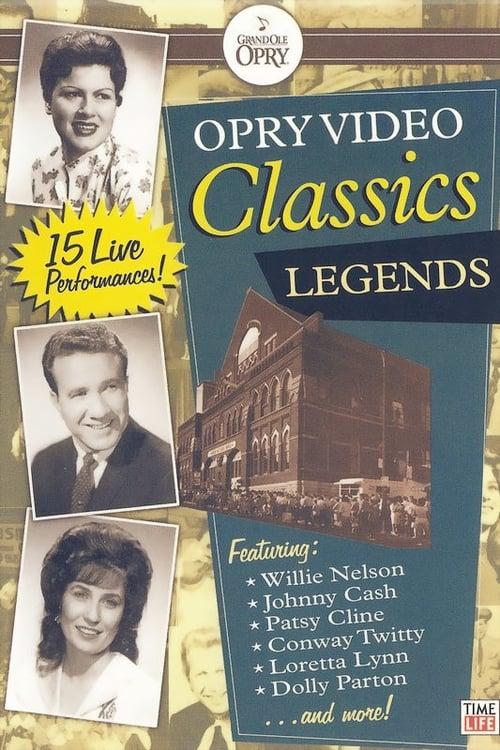 Opry Video Classics : Legends