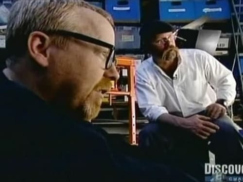 MythBusters: Season 2006 – Épisode Earthquake Machine