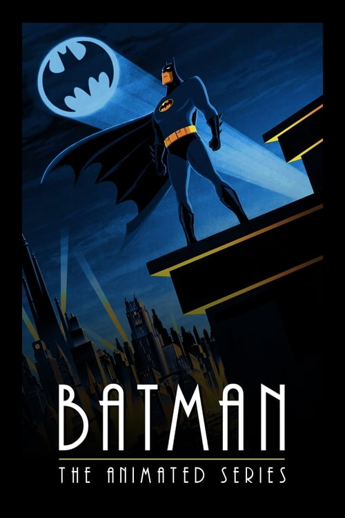 Batman: The Animated Series-Azwaad Movie Database