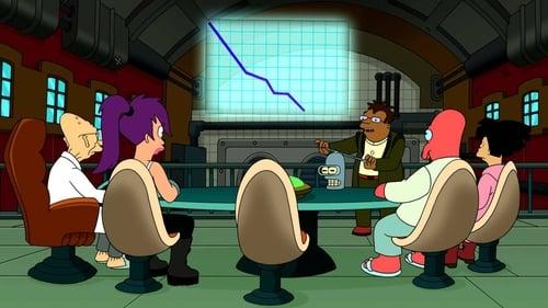 Futurama - Season 6 - Episode 16: Ghost in the Machines