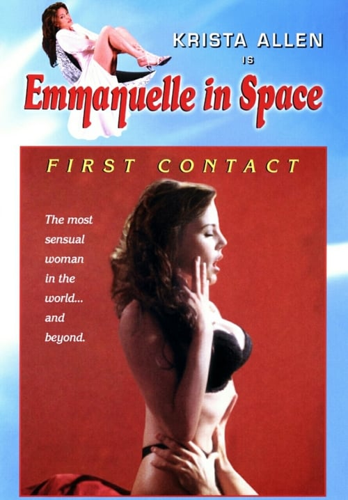 Emmanuelle In Space 1 - First Contact poster