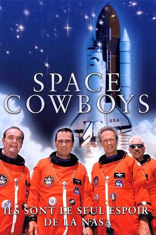 [FR] Space Cowboys (2000) film en français