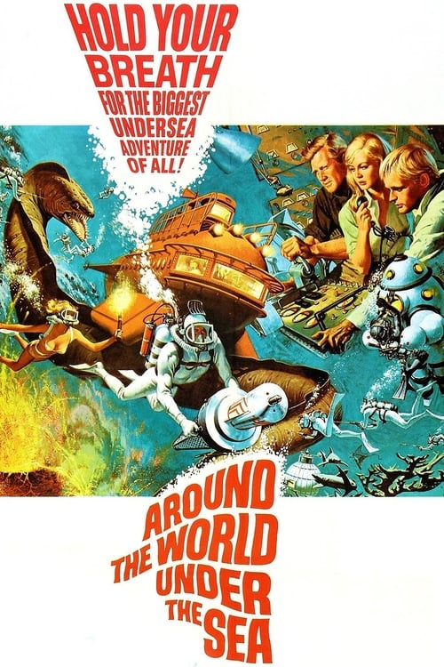 Film Around the World Under the Sea Online