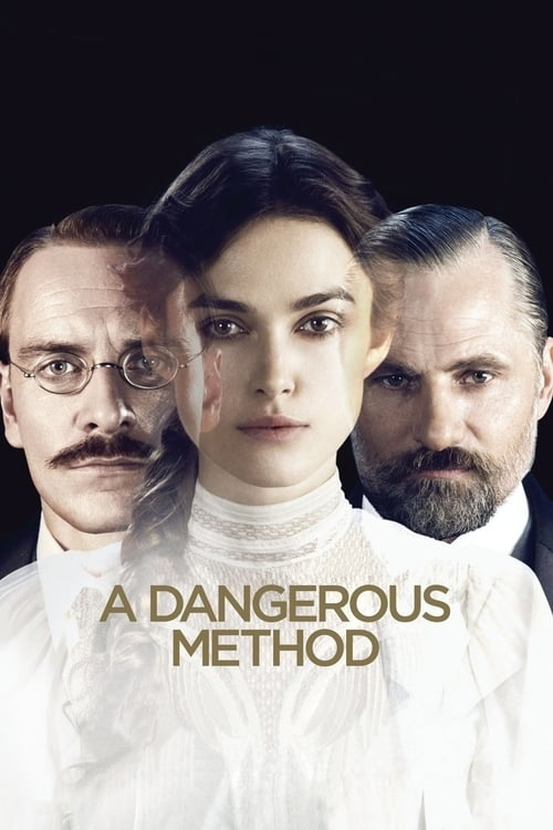 The poster of A Dangerous Method