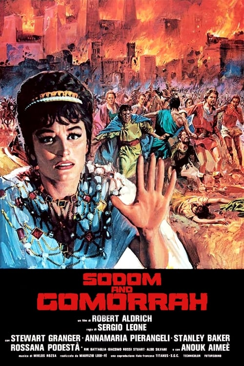 Download Sodom and Gomorrah (1962) Movie Free Online