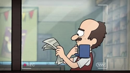 Gravity Falls: Specials – Épisode Dipper's Guide to the Unexplained - Lefty