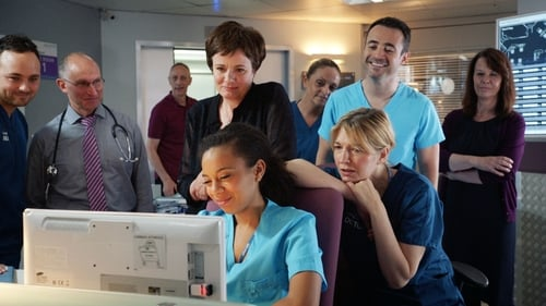 Holby City: Series 18 – Episode From Bournemouth with Love
