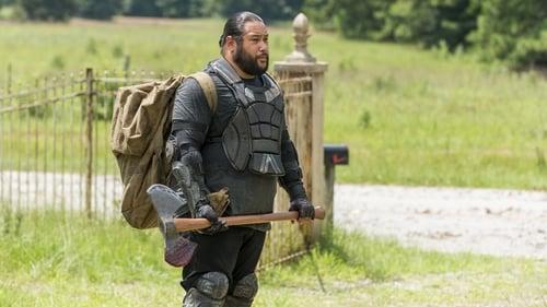 The Walking Dead - Season 7 - Episode 10: New Best Friends