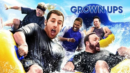 Grown Ups (2010) Subtitle Indonesia