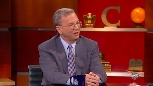 The Colbert Report 2010 Blueray: Season 6 – Episode Eric Schmidt