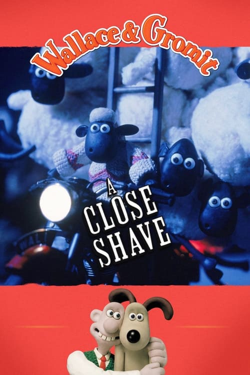 ➤ Wallace & Gromit : Rasé de près (1995) streaming Disney+ HD