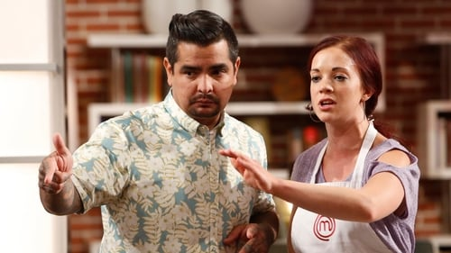 MasterChef: Season 8 – Episode A Mexican Tag Team Challenge