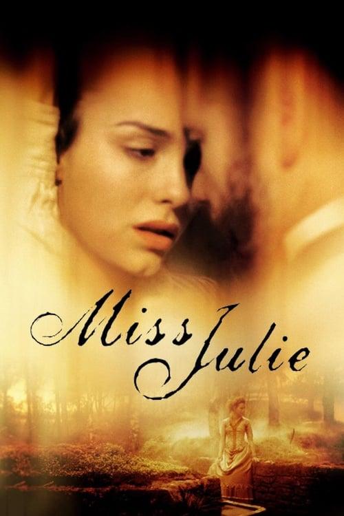 Película Miss Julie En Español En Línea