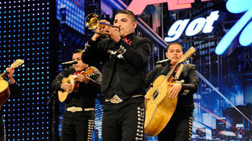 America's Got Talent: Season 8 – Episode Hopefuls perform for the judges
