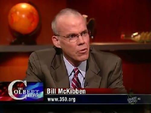 The Colbert Report: Season 5 – Episod Bill McKibben