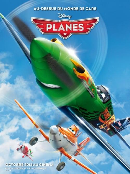 [1080p] Planes (2013) streaming film en français