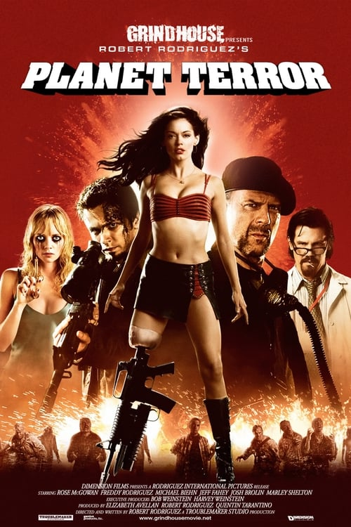 Download Planet Terror (2007) Full Movie