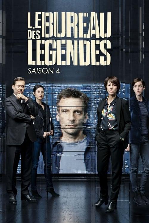 Le Bureau des légendes: Saison 4