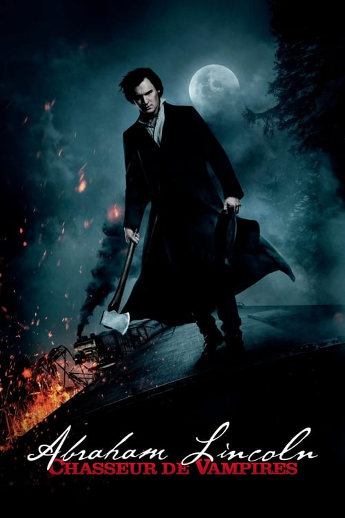 Regarder Abraham Lincoln : Chasseur de vampires (2012) streaming