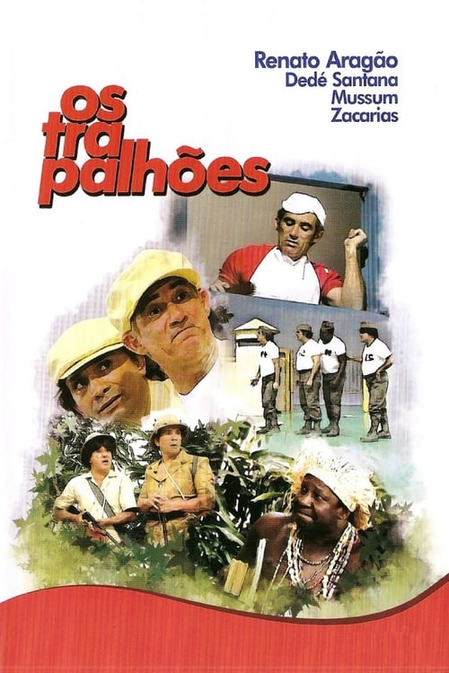Os Trapalhões-Azwaad Movie Database