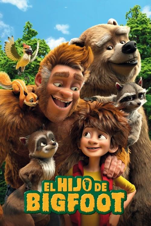 Película El hijo de Bigfoot Completamente Gratis
