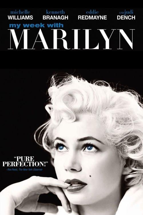 Streaming My Week with Marilyn (2011) Movie Free Online