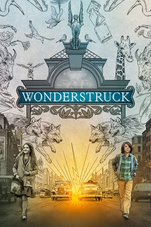 Largescale poster for Wonderstruck