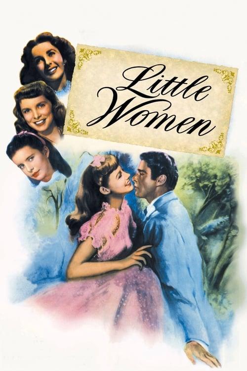 Little Women (1949) Poster